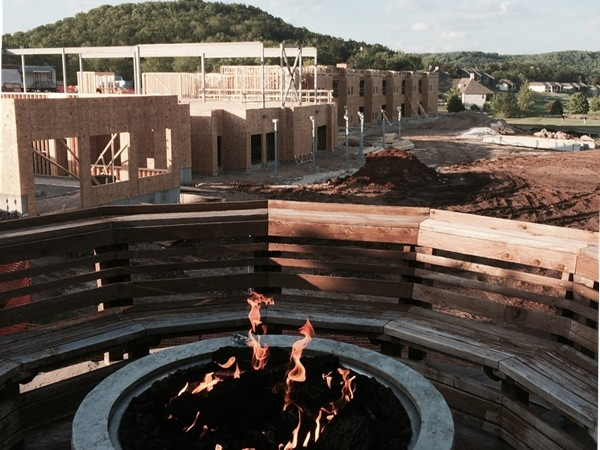 Expansion is underway at The Lodge at Old Kinderhook Resort. Grand Opening Early 2015