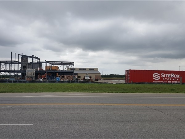 New development next to the Wellington Wal-Mart
