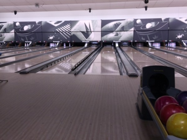 The Alley is a new venue that includes bowling, arcade games, laser tag, bumper cars and more