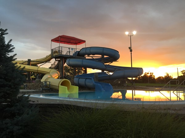 Salt City Water Park in Hutchinson's Carey Park