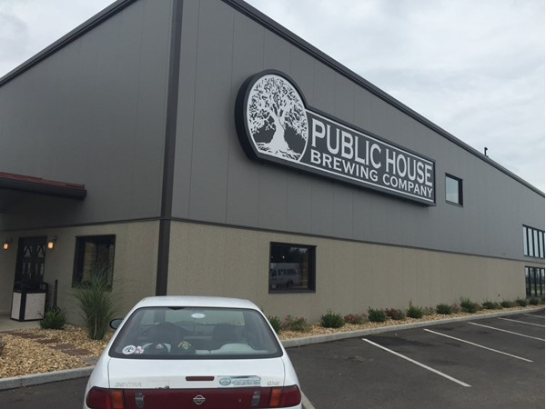 Public Brewing House Company is a short drive from Lebanon