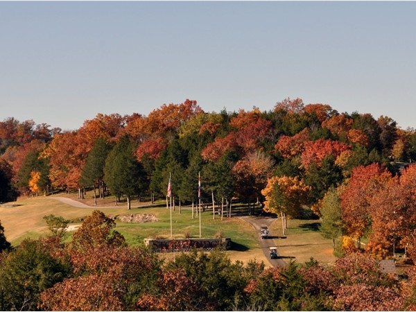 Your first look at StoneBridge Village in the fall!