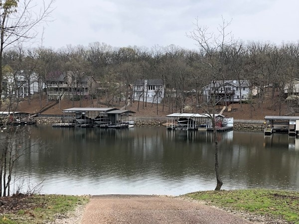 Four Seasons offers owners several boat launch areas