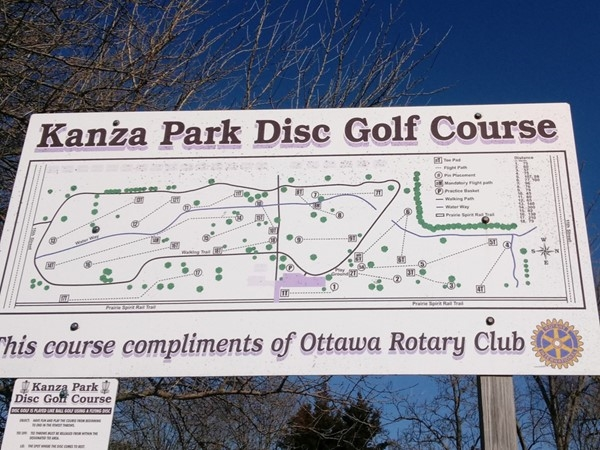 Disc Golf in Ottawa