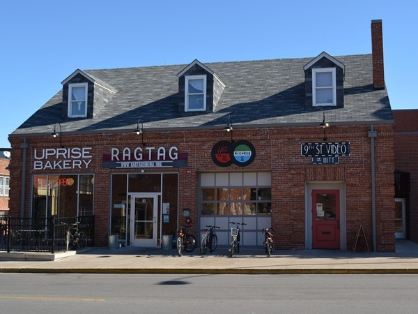 Ragtag Cinema is a great place to catch a movie! Located at 10 Hitt Street, Columbia