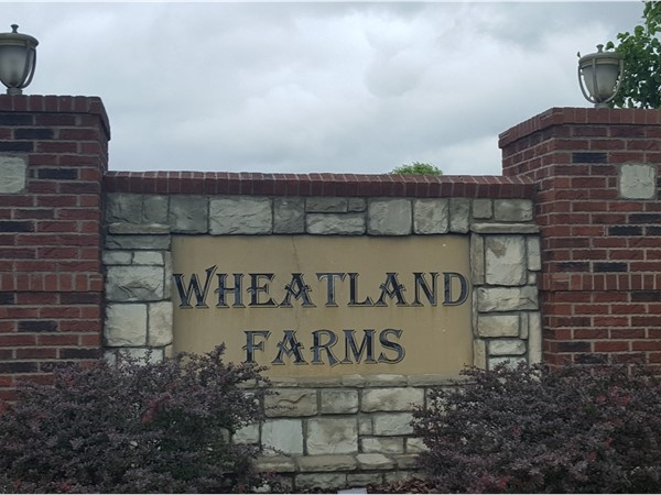 Beautiful homes in Wheatland Farms. This prestigious area is east of Ottawa