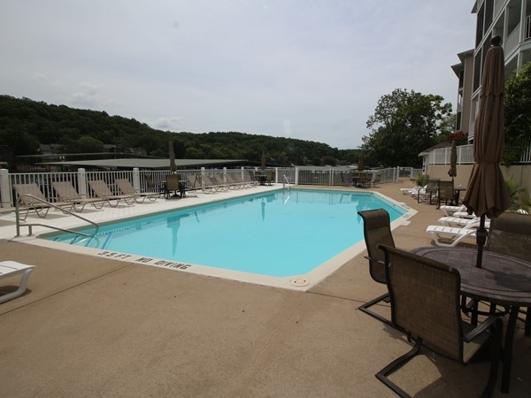 Port Royale Condos is a nice small, quiet complex with a fabulous pool