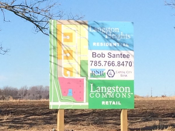 Coming soon... Langston Heights Neighborhood