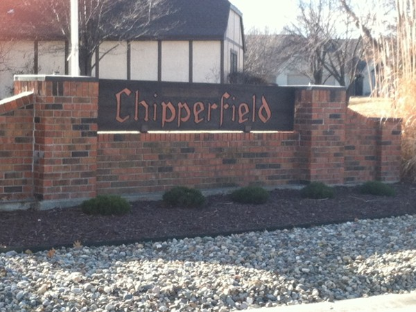 Chipperfield Condominiums entrance