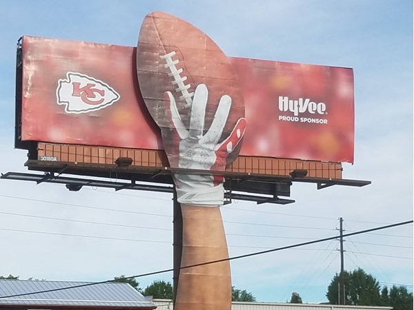 Welcome to Chiefs Country! Happy Red Friday! Football season is among us