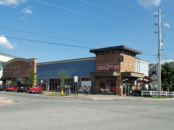 Shopping and dining at the New Longview