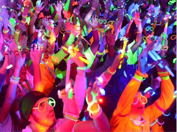 Join in the fun to support a great cause on June 8th at 5K Glow Run