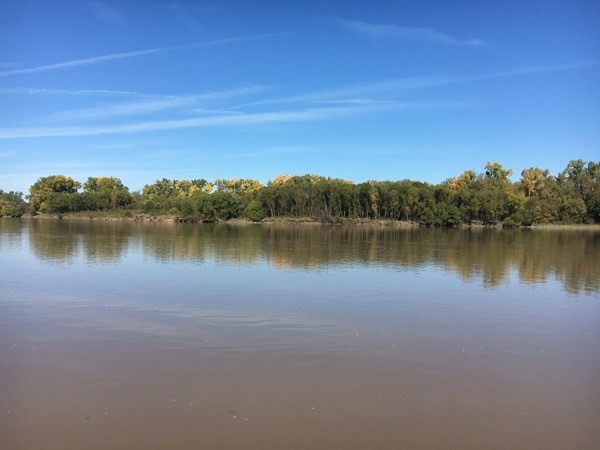 Kaw River State Park offers 76 acres of forest, abundant wildlife and trail/river access