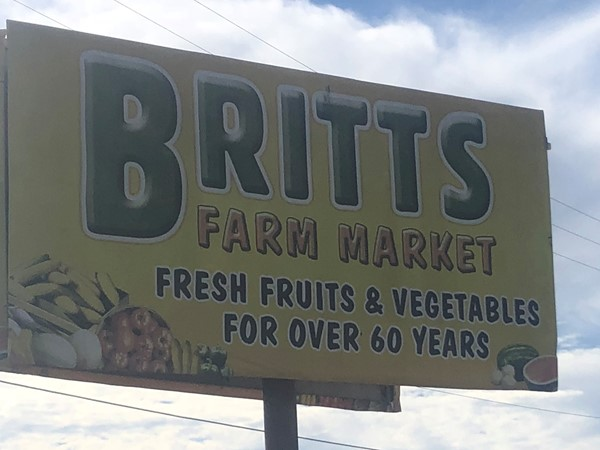 Check out Britts Farms located on South Scenic Drive, the largest pumpkin patch in the area