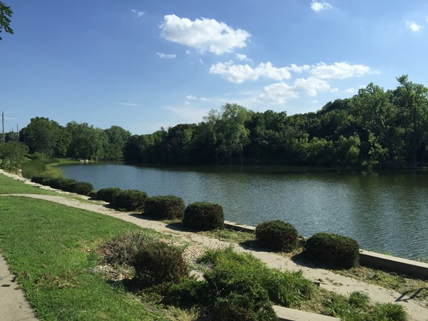 Do you enjoy walking or running? Take a stroll around Homers Pond along Eisenhower Street