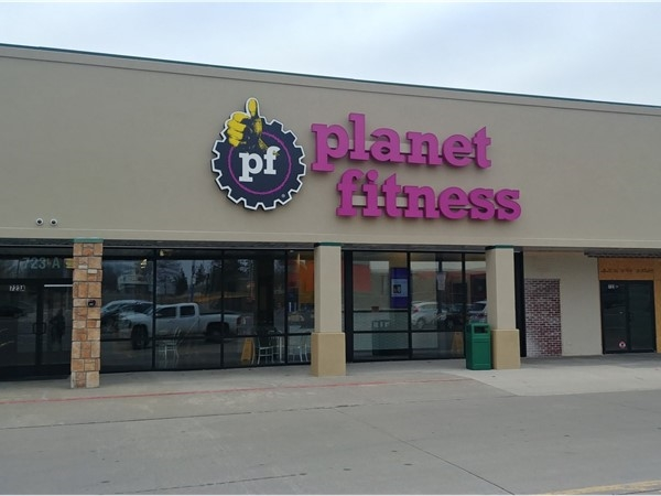 Planet Fitness in Warrensburg is a great place to work out. No Judgment Zone