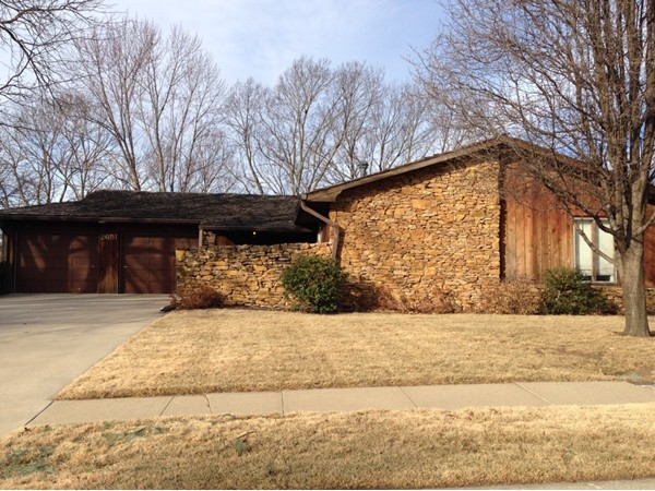 Interesting ranch home in Indian Hills