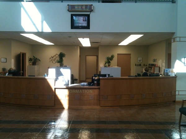 Great helpful, friendly people at the City of Derby offices