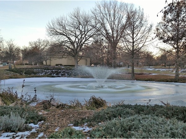 Historic Gage Park, once a favorite with ice skaters