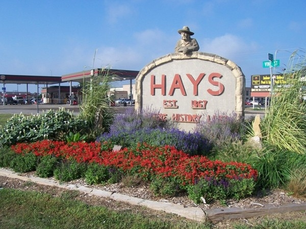 Hays, KS, established in 1867